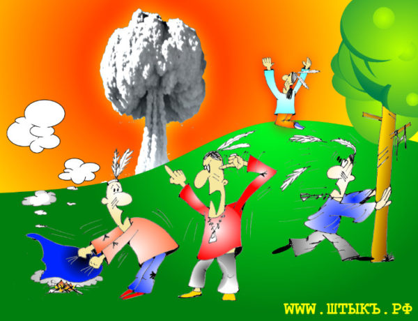 Свежие анекдоты, лучший юмор, смешные рисунки: Война за деньги
