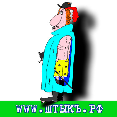 Шутки, поговорки с карикатурами про одежду для бедных