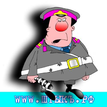 Смешные анекдоты, приколы с картинками про гаишников