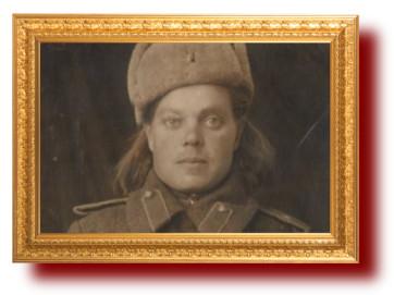 Бирюкова. Ветераны войны