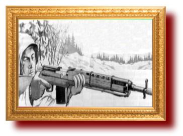 рисунки про снайперов