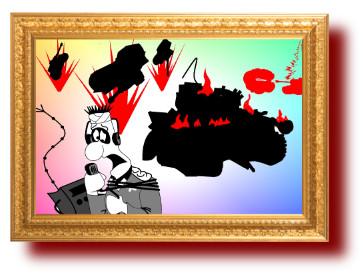 юмор в картинках про лучшие советские танки