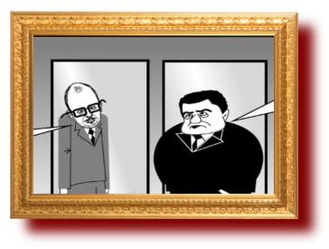 Политический анекдот с прикольной картинкой