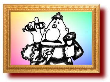 веселые карикатуры о мечте