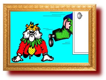 Смешная карикатура о друге и собаке. Картинки