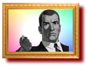 пародия на плакат стихи Маяковского