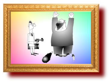 Немецкие прикольные пословицы в смешных картинках. Карикатуры