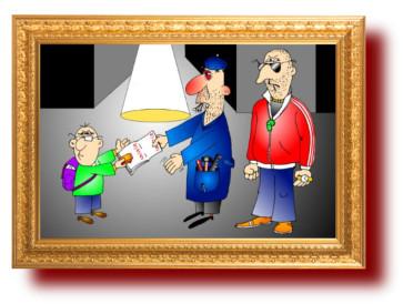 юмор карикатуры про учителей