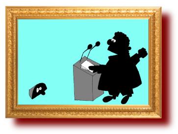 политический анекдот сатира на Порошенко