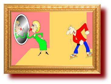 анекдоты с картинками о любви: Полотер и девушка