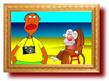 короткие анекдоты с веселыми рисунками. фотограф