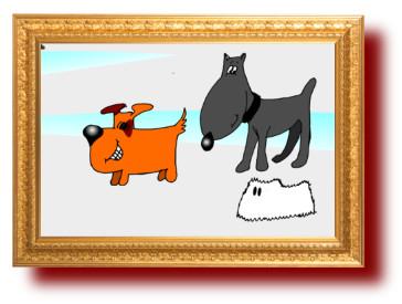 веселые анекдоты про собачек