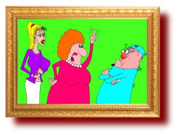 анекдоты и картинки: Стриптиз у врача