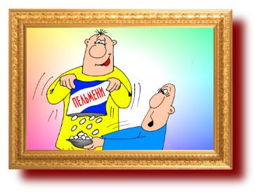 юмор с прикольными картинками: О пользе сыроедения