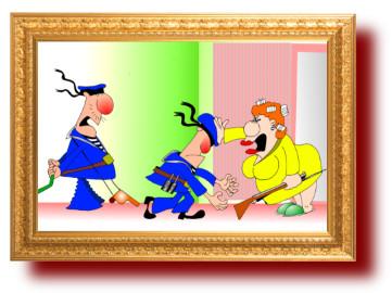 одесские анекдоты с прикольными картинками: Незнакомые матросы
