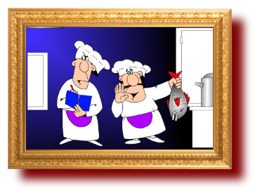 советы в картинках про приготовление пищи