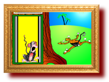афоризмы в карикатурах: О скорости