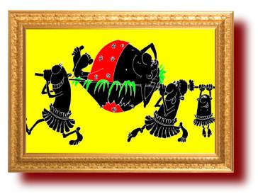 пословицы народов Африки в рисунках