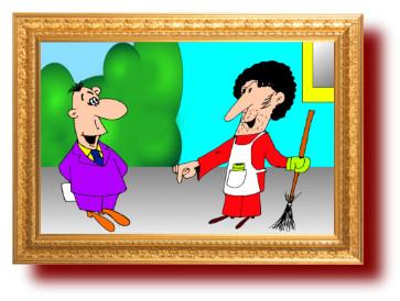прикольные карикатуры: Пушкин