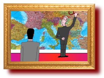 хотят ли русские войны сатира