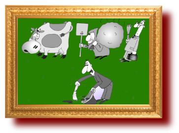 Самые остроумные цитаты и афоризмы с рисунками про бесплатные лекарства