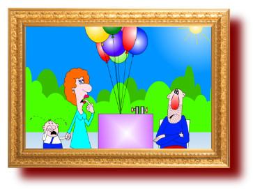 карикатуры: Когда плохое настроение