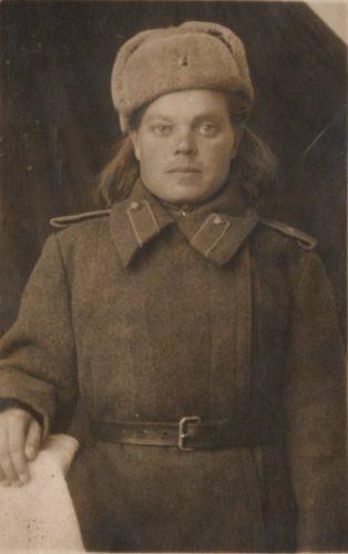 Женщины на войне. Фото