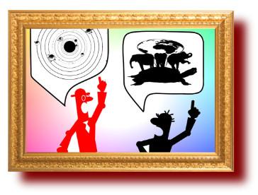 пословицы и поговорки с картинками про дураков