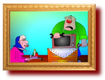 прикольные карикатуры про ремонт