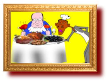 Сатира на политиков в карикатурах