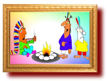 Самые смешные анекдоты в наших прикольных картинках и карикатурах
