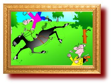 афоризмы с картинками про коней