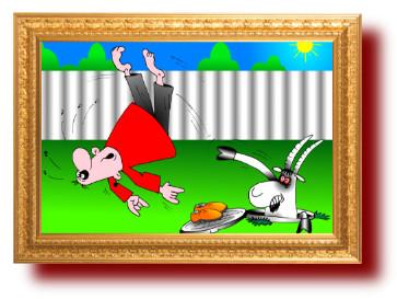 афоризмы с карикатурами про любознательных