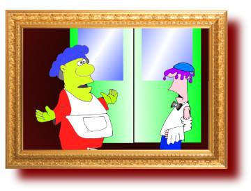 прикольные анекдоты с картинками про поваров