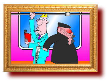 карикатуры: Упадок нравов