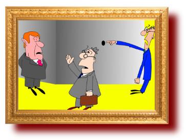 Карикатуры на Чубайса