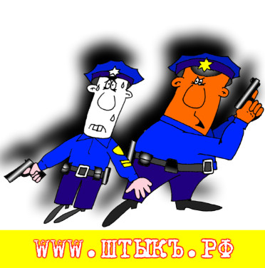 Шутки, юмор, приколы про американскую полицию