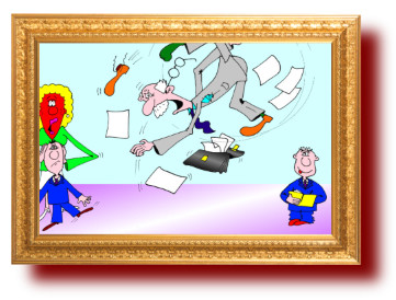 карикатуры про учителей