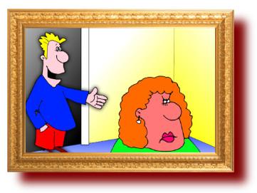 анекдоты с картинками про толстых и жирных