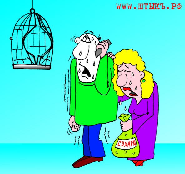 Юмор, сатира, анекдоты, карикатуры: Гражданин звонит в ФСБ