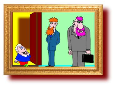 анекдоты про президента и чиновников
