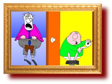 анекдоты с прикольными картинками: Пора менять систему