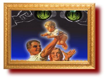 плакаты про инопланетян