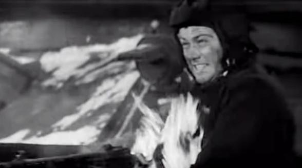 """Кадр из фильма """"Офицеры"""", СССР, 1971 г."""