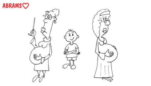 Нянечка и гувернантка забеременели