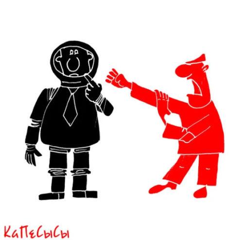 Советско-современный анекдот про народные мечты