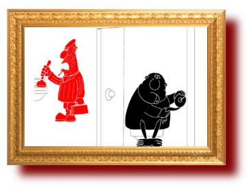 Советский анекдот про сантехнический госпереворот