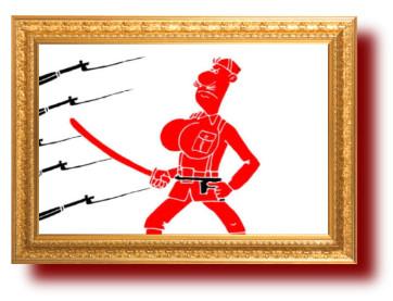 Советский анекдот: Кто и как воевал в революцию!