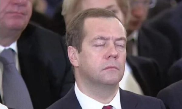 Медведев. Фото из интернета