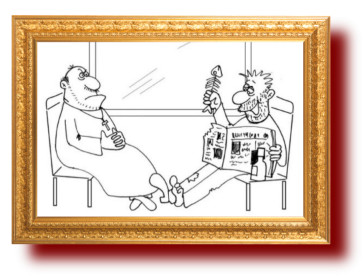 Карикатуры. Сатира. Юмор
